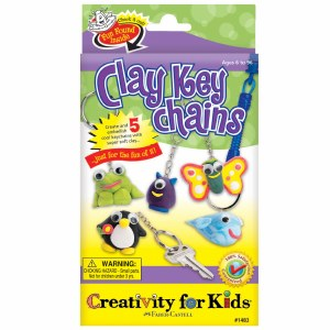 CLAY KEY CHAINS