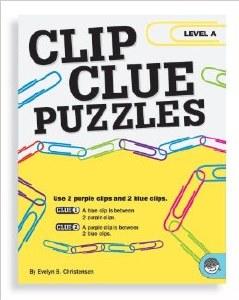 CLIP CLUE PUZZLES A