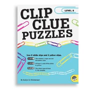 CLIP CLUE PUZZLES B