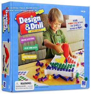 DESIGN & DRILL