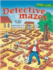 DETECTIVE MAZES