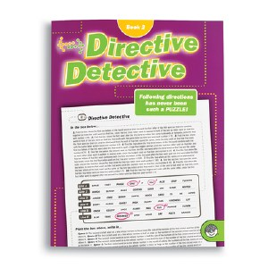 DIRECTIVE DETECTIVE BOOK 2