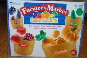 FARMERS MARKET COLOR SORTING S