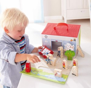 HABA FIRE BRIGADE SET
