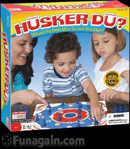HUSKER DU