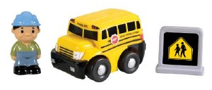 KG GO GO CITY SCHOOL BUS