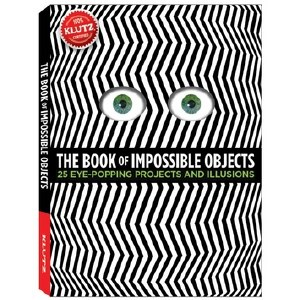 KLUTZ BOOK OF IMPOSSIBLE OBJEC