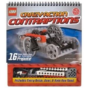 KLUTZ LEGO CRAZY ACTION CONTRA
