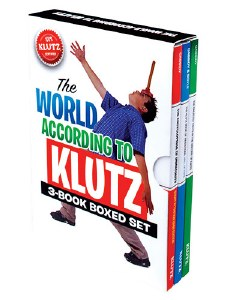 KLUTZ THE WORLD ACCORDING TO K