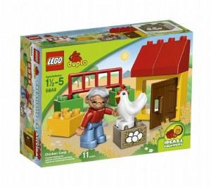 LEGO 5644 DUPLO CHICKEN COOP