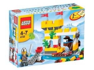 LEGO 6193 CASTLE BUILDING SET
