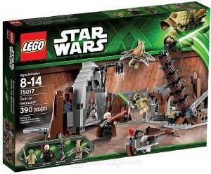 LEGO 75017 DUEL ON GEONOSIS