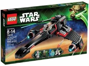 LEGO 75018 JEK'S STARFIGHTER
