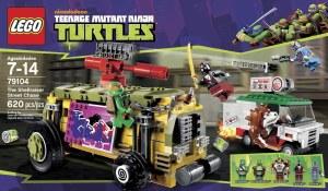 LEGO 79104 SHELLRAISER STREET