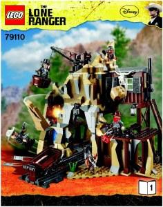 LEGO 79110 SILVER MINE SHOOTOU