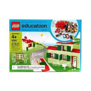 LEGO 9386 DOORS WINDOWS ROOF S