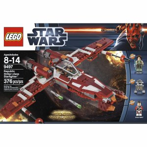 LEGO 9497 REPUBLIC STRIKER-CLA
