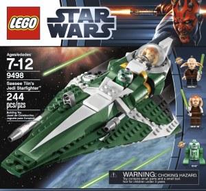 LEGO 9498 SAESEE TIINS JEDI ST