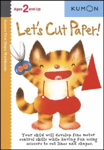 LETS CUT PAPER BOOK