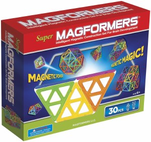 MAGFORMERS 30 PC SUPER SET