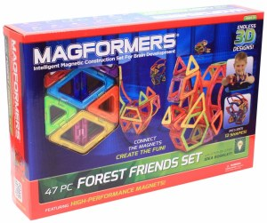 MAGFORMERS FOREST FRIEND SET