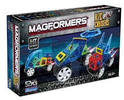 MAGFORMERS R/C CRUISERS 52 PCS