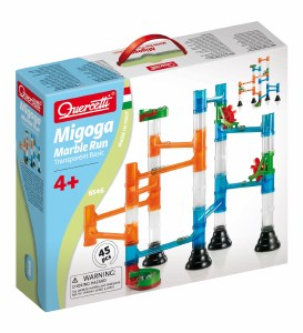 MIGOGA MARBLE RUN TRANSPARENT