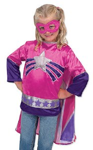 MD SUPER HEROINE ROLE PLAY SET