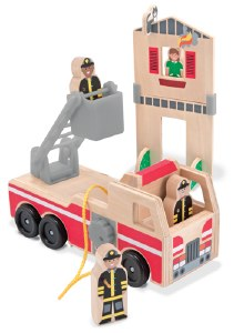 MD WHITTLE FIRE RESCUE SET