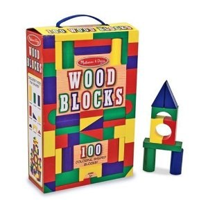 MD 100 WOOD BLOCKS