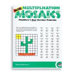 MW MORE MULTIPLICATION MOSAICS