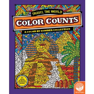 MW COLOR COUNTS TRAVEL THE WOR