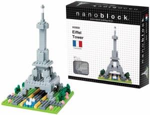 NANOBLOCKS EIFFEL TOWER