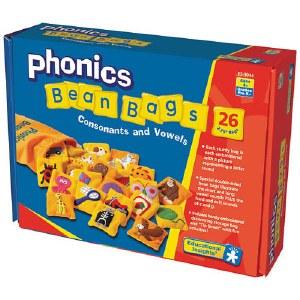 PHONICS BEAN BAGS