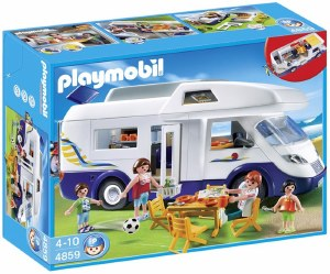 PLAYMOBIL 4859 FAMILY MOTORHOM