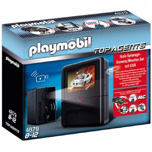 PLAYMOBIL 4879 SPYING CAMERA