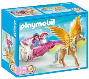 PLAYMOBIL 5143 PRINCESS W/PEGA