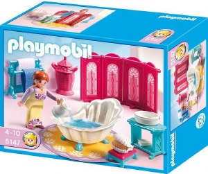 PLAYMOBIL 5147 ROYAL BATH CHAM