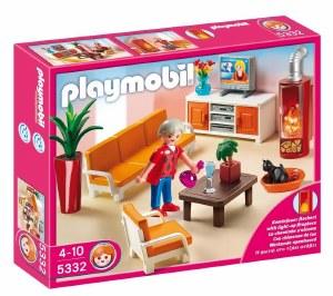 PLAYMOBIL 5332 LIVING ROOM
