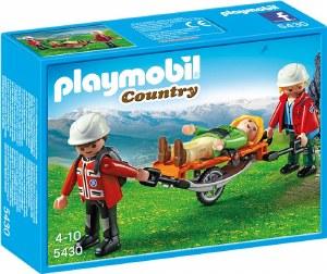 PLAYMOBIL 5430 MOUNTAIN RESCUE