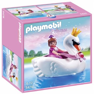 PLAYMOBIL 5476 PRINCESS W/ SWA