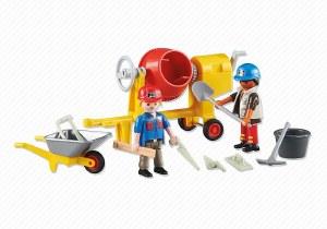 PLAYMOBIL 6339 2 CONSTRUCTION