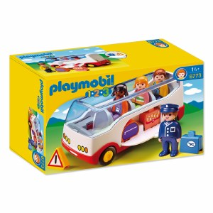 PLAYMOBIL 6773 AIRPORT SHUTTLE