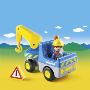 PLAYMOBIL 6791 TOW TRUCK