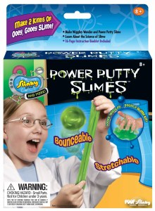 POWER PUTTY SLIMES