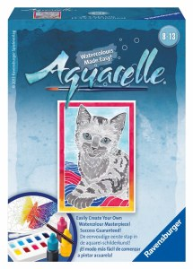 RAV AQUARELLE CAT
