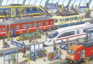 RAV RAILWAY STATION 60 PC