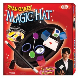 RYAN OAKES MAGIC HAT
