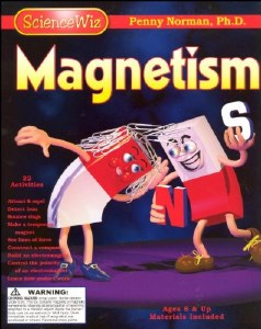 SCIENCE WIZ MAGNETISM