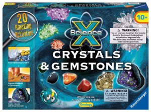 SCIENCE X CRYSTAL AND GEMSTONE